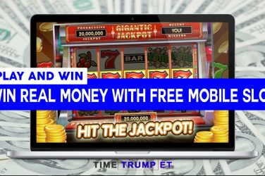 Free Mobile Slots You Can Play and Win Real Money
