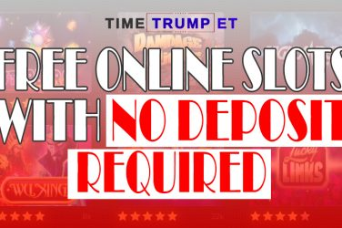 Free Online Slots With No Deposit Required